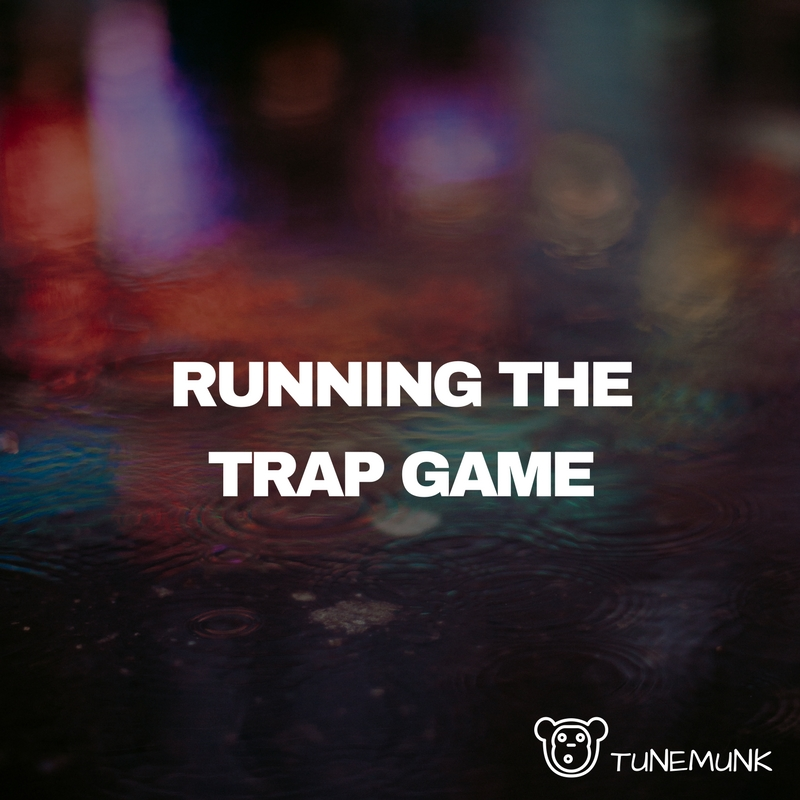 Running The Trap Game