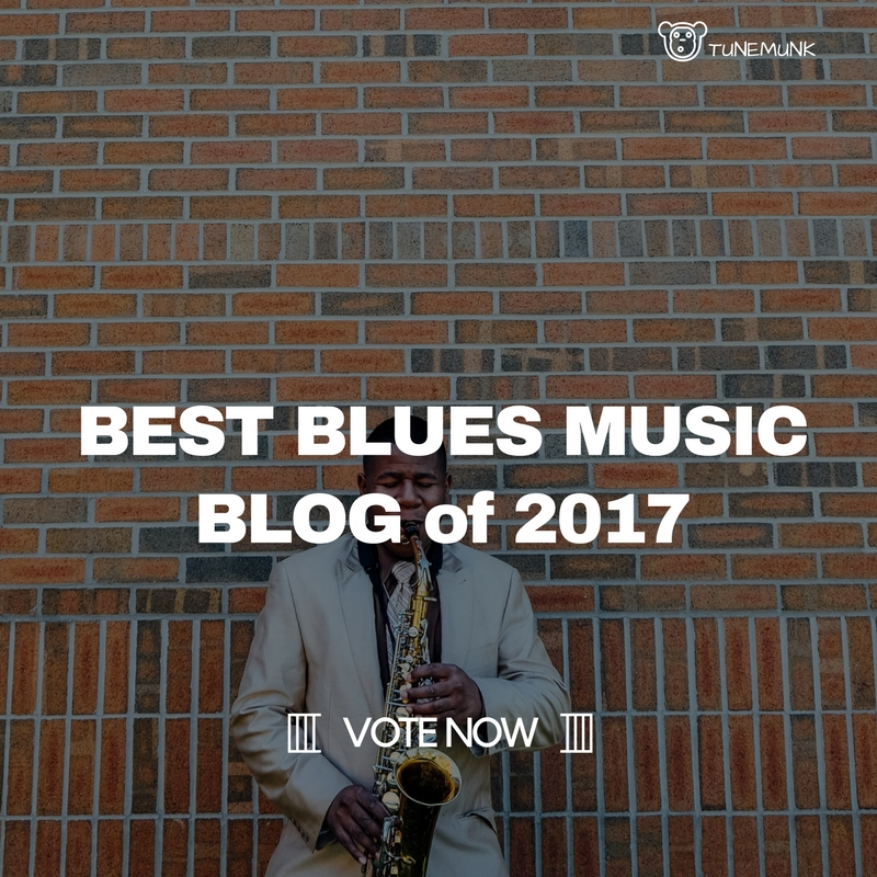Blues Music Blog 2017