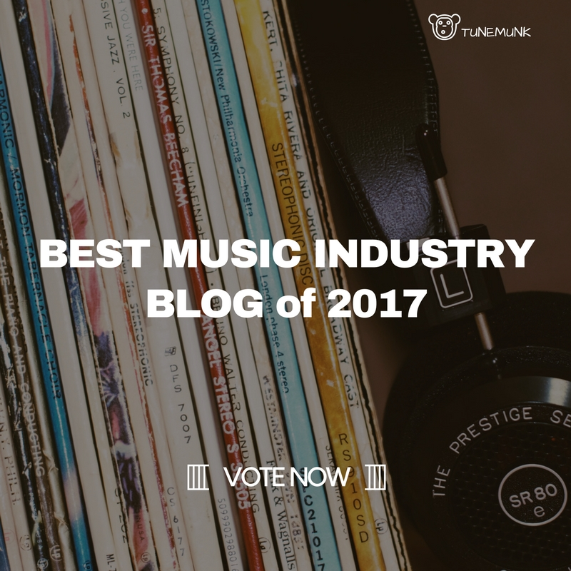 Music Industry Blog 2017